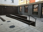 Plaving Slab Disabled Access